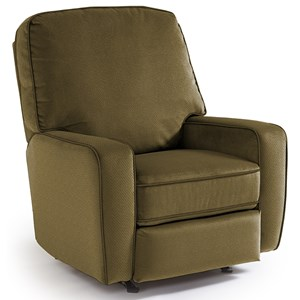 Best Home Furnishings Recliners - Medium Bilana Rocker Recliner