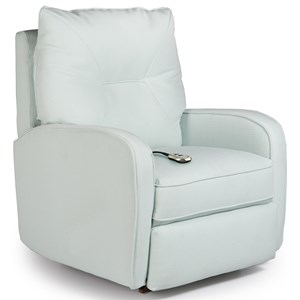 Contemporary Ingall Power Lift Recliner in Sleek Modern Style
