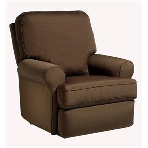 Best Home Furnishings Medium Recliners Tryp Power Rocker Recliner