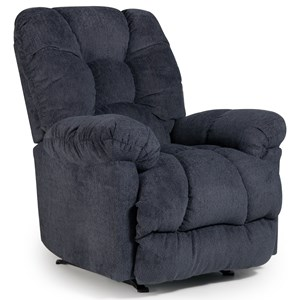 Best Home Furnishings Recliners - Medium Orlando Space Saver Recliner