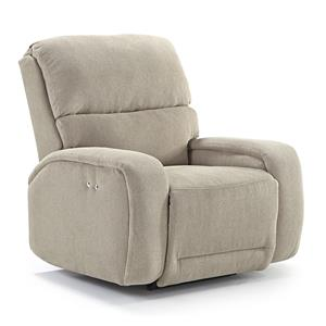 Best Home Furnishings Recliners - Medium Power Space Saver Recliner