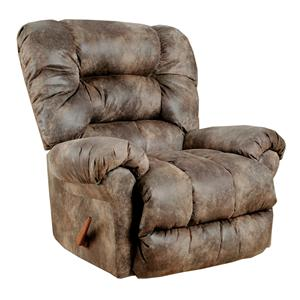 Best Home Furnishings Medium Recliners Seger Swivel Rocker Recliner