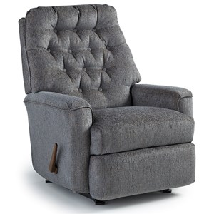 Best Home Furnishings Medium Recliners Mexi Wallhugger Recliner