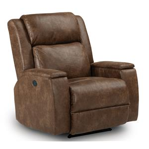Colton Power Rocker Recliner with Power Adjustable Headrest