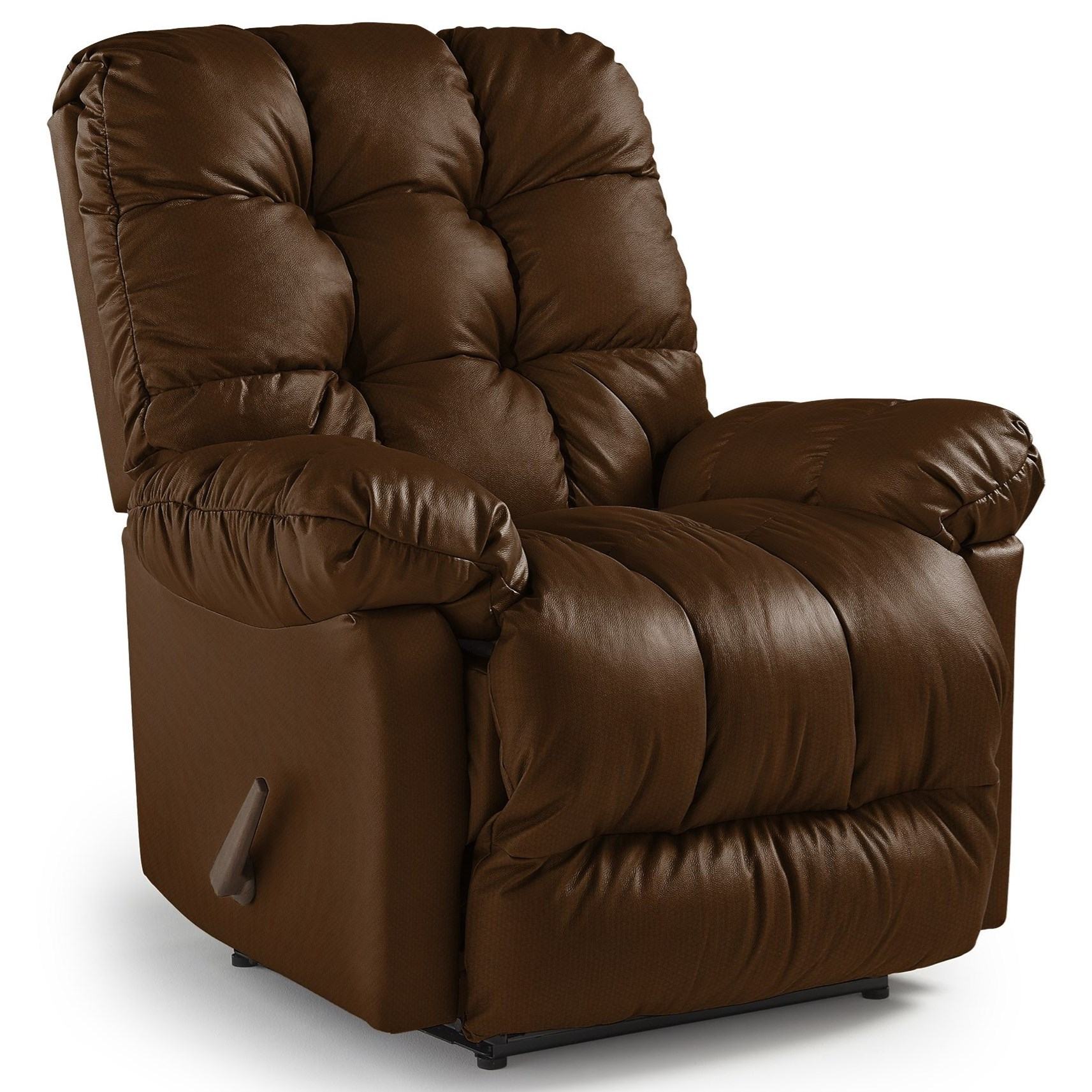 Medium Recliners Brosmer Wallhugger Recliner by Best Home Furnishings at Baer's Furniture