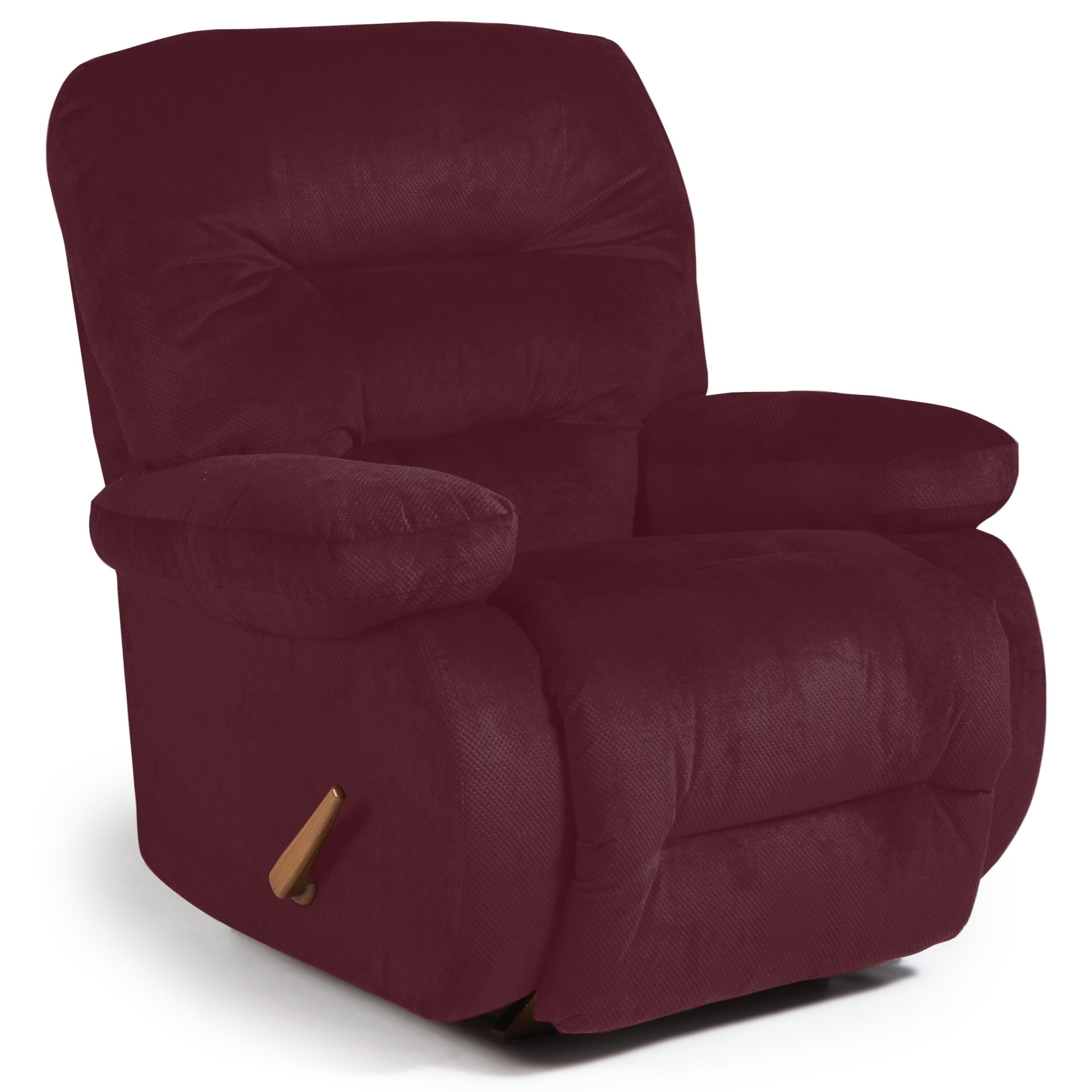Medium Recliners Maddox Space Saver Recliner by Best Home Furnishings at Best Home Furnishings