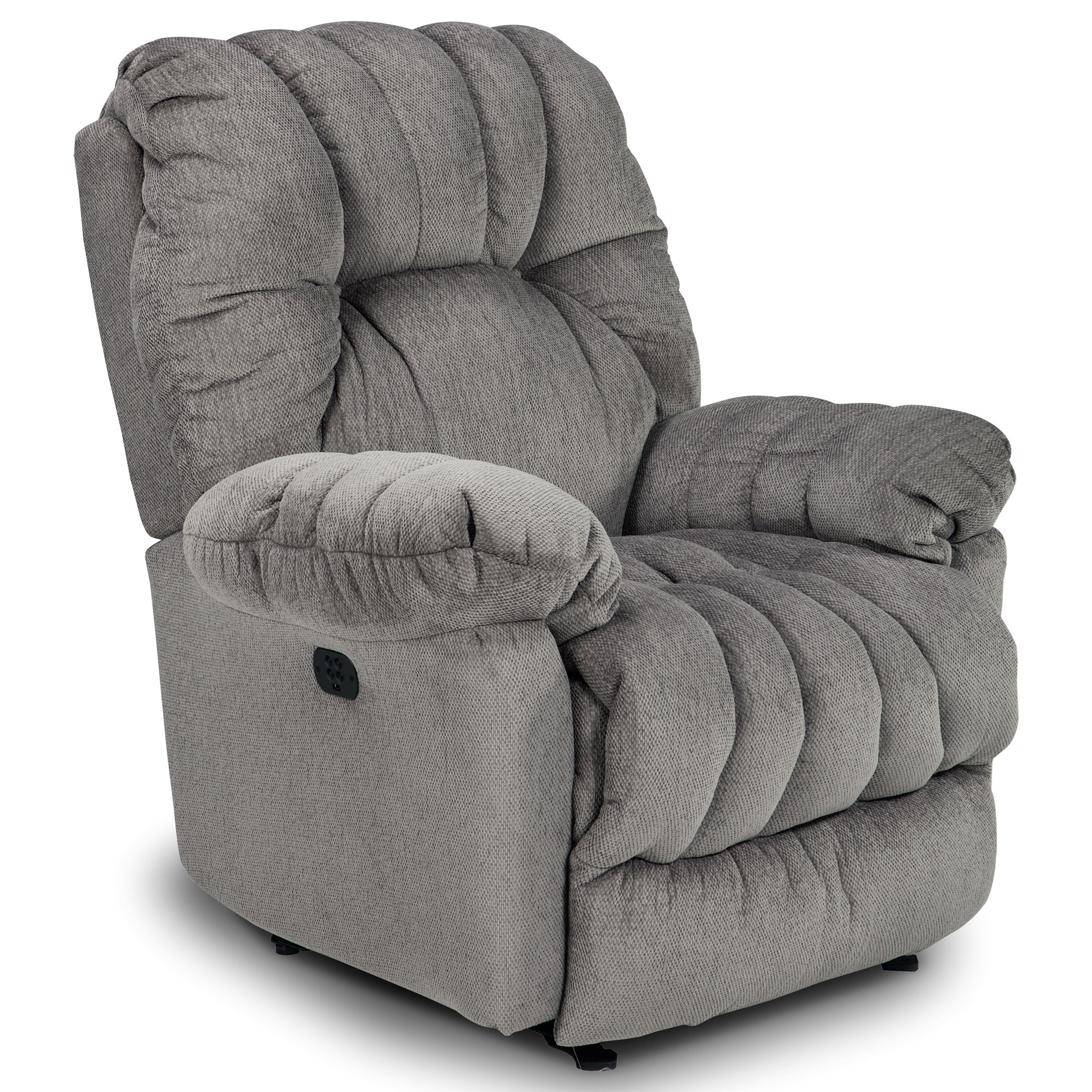 Conen Power Rocker Recliner w/ Pwr Head by Best Home Furnishings at Furniture Superstore - Rochester, MN
