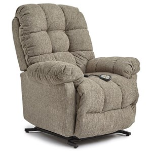 Brosmer Pwr Swivel Glide Recliner w/Pwr Head