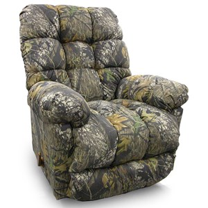 Brosmer Power Swivel Glider Recliner