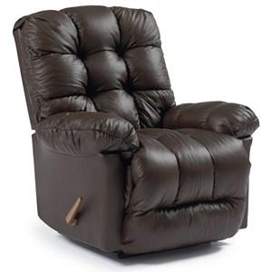 Brosmer Swivel Rocking Reclining Chair