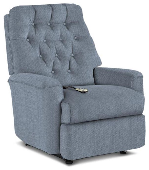 Medium Recliners Mexi Power Lift Recliner by Best Home Furnishings at Zak's Home