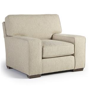 Morris Home Furnishings Millport Club Chair