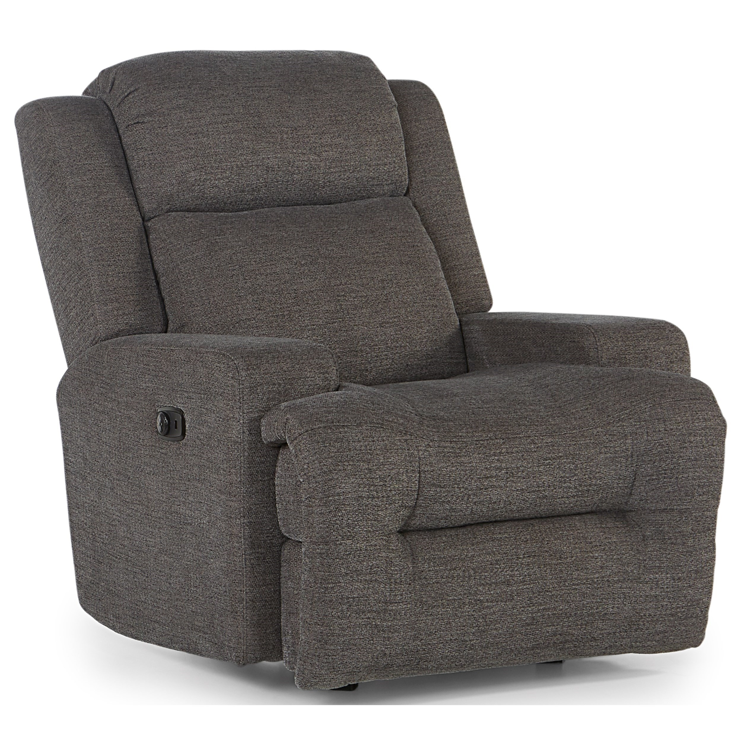 O'Neil Power Rocker Recliner by Best Home Furnishings at Suburban Furniture