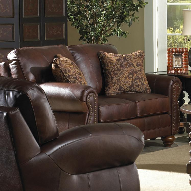 Noble Loveseat by Best Home Furnishings at Lapeer Furniture & Mattress Center
