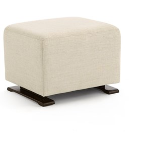 Ottoman with Glide Rocking Base