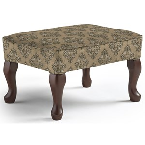 Ravishing Ottoman with Simple Features