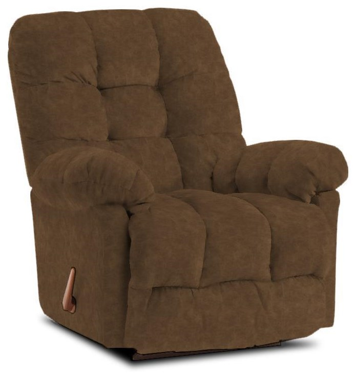 Perkins Rocking Recliner by Best Home Furnishings at Crowley Furniture & Mattress