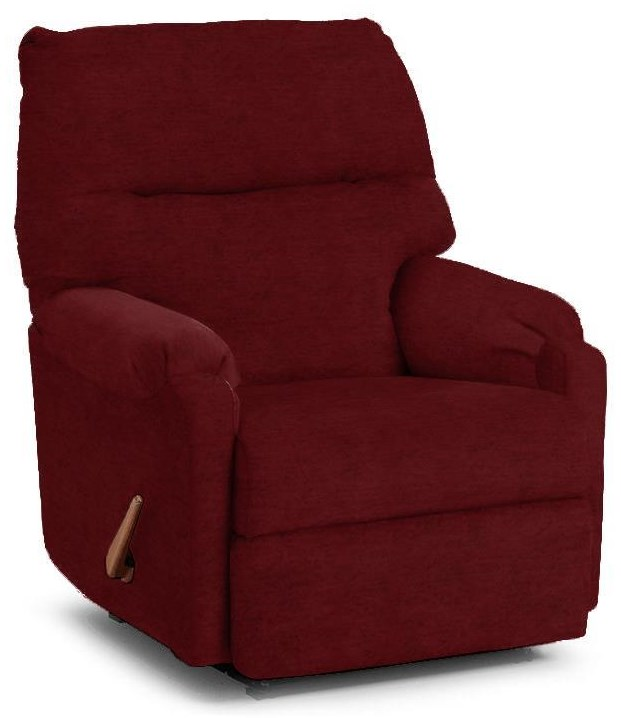 Petite Recliners Petite Recliner by Best Home Furnishings at Walker's Furniture