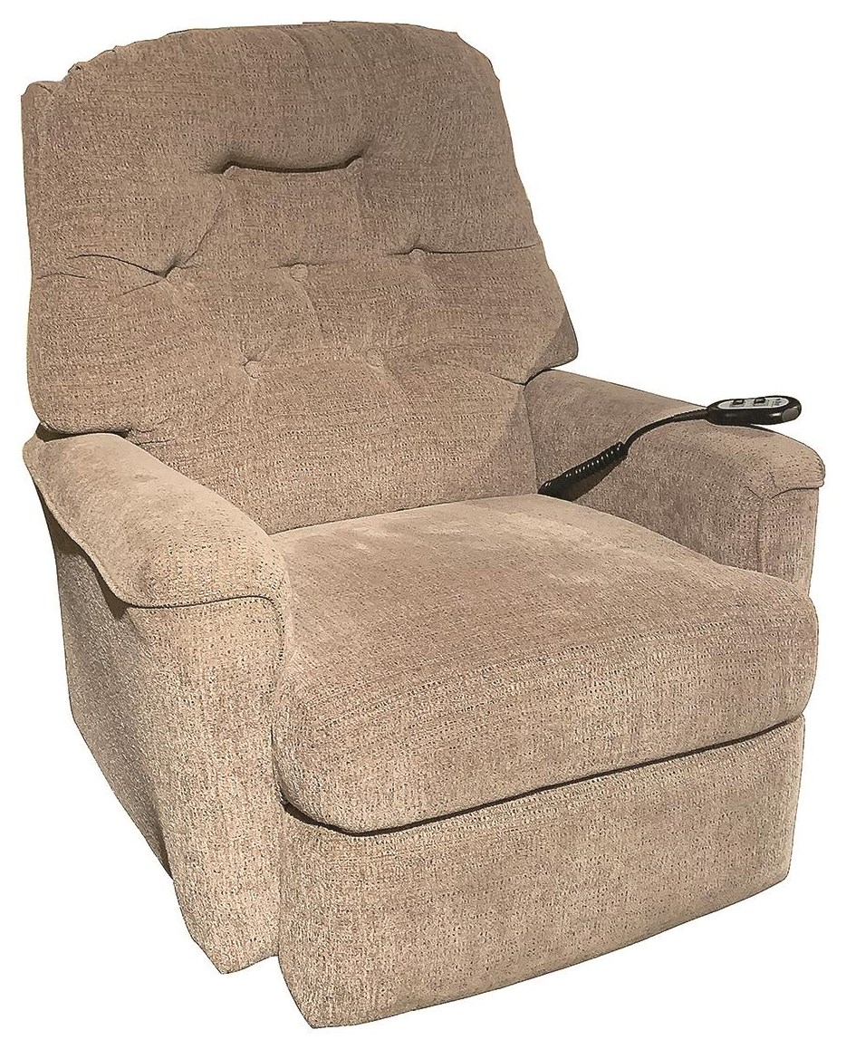 Petite Recliners Power Recliner by Best Home Furnishings at Darvin Furniture