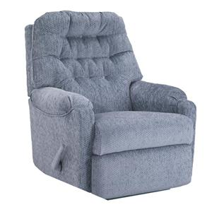 Best Home Furnishings Petite Recliners Sondra Power Rocker Recliner