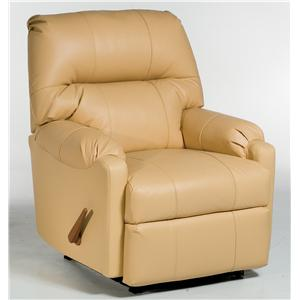 Best Home Furnishings Recliners - Petite JoJo Recliner Rocker