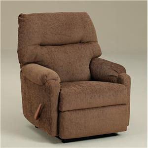 Best Home Furnishings Petite Recliners JoJo Reclining Rocker