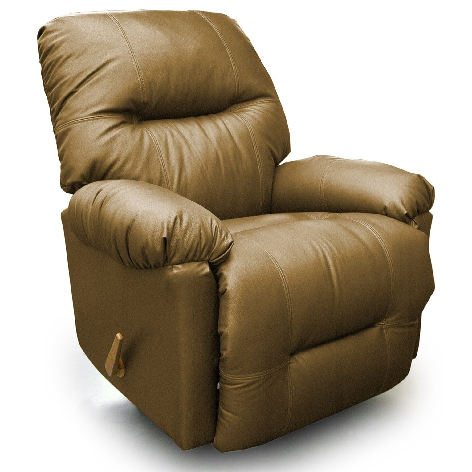 Petite Recliners Wynette Rocker Recliner by Best Home Furnishings at Baer's Furniture