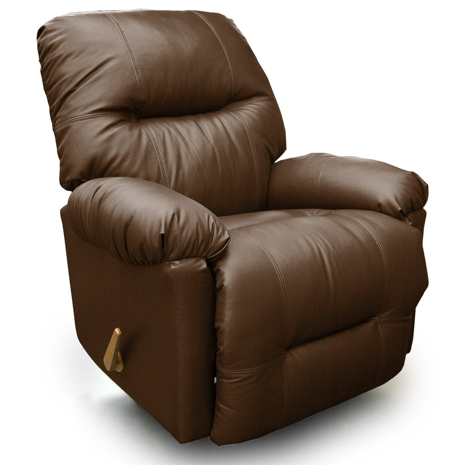 Petite Recliners Wynette Rocker Recliner by Best Home Furnishings at Mueller Furniture