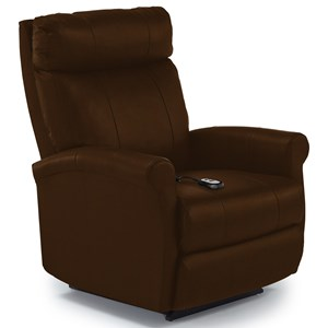 Best Home Furnishings Petite Recliners Power Lift Recliner