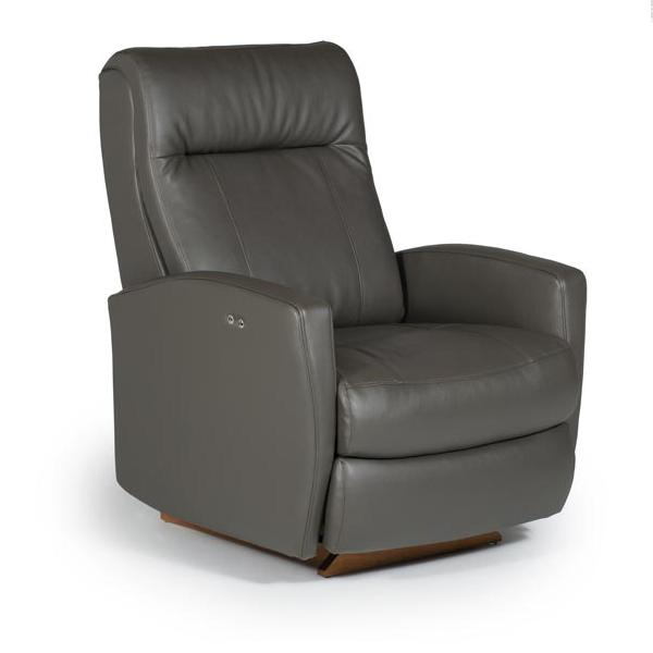 Costilla Power Swivel Glider Recliner w/ Pwr Head by Best Home Furnishings at Baer's Furniture