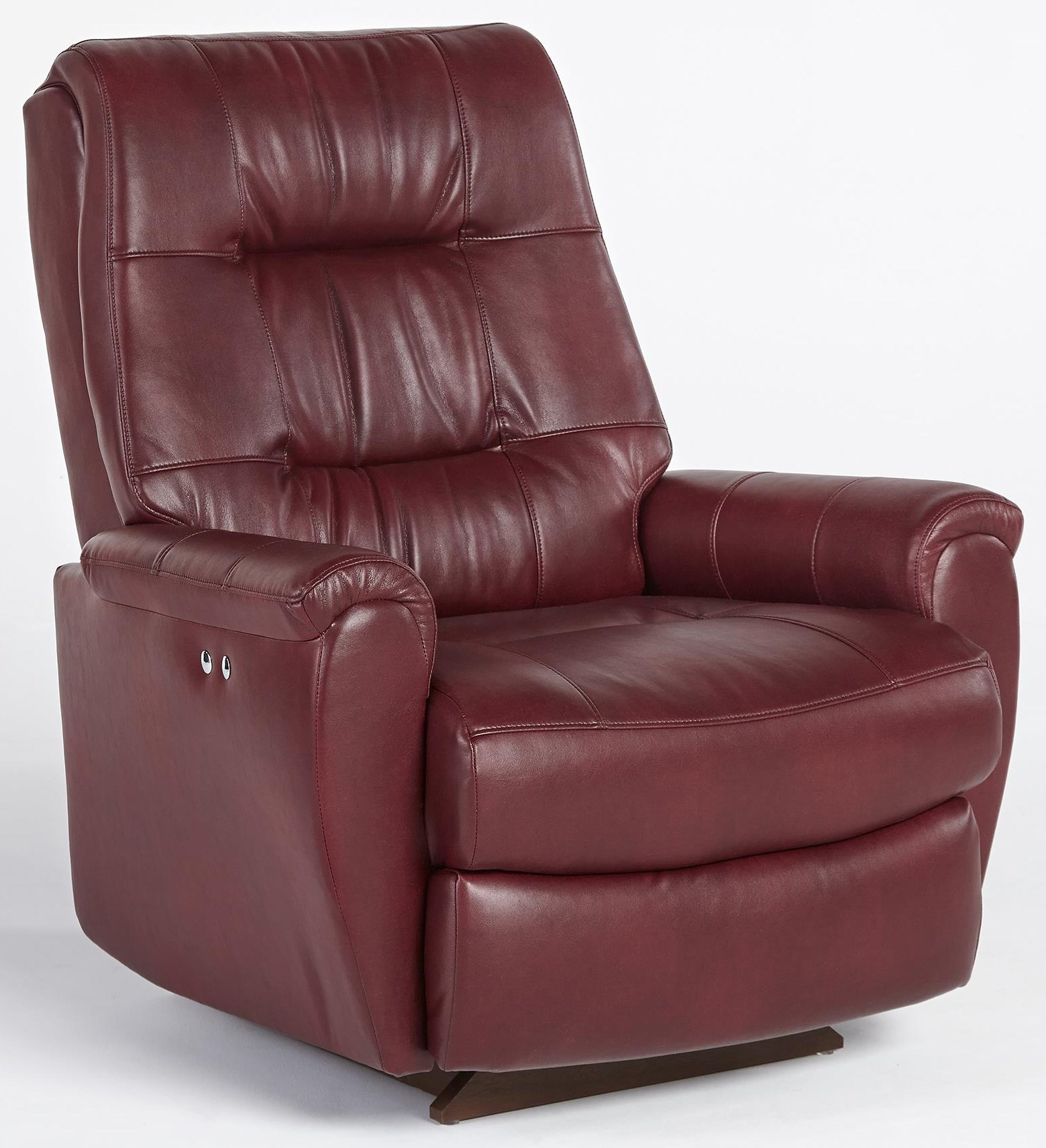 Petite Recliners Power Lift Recliner by Best Home Furnishings at Saugerties Furniture Mart