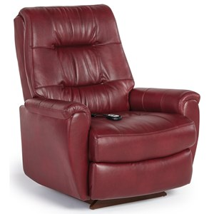 Felicia Power Lift Recliner with Button-Tufted Back