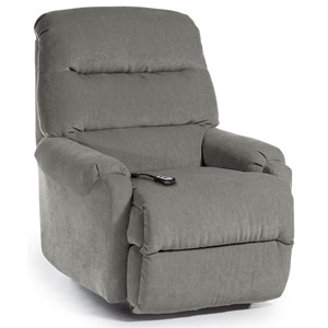 Best Home Furnishings Recliners - Petite Sedgefield Power Lift Recliner