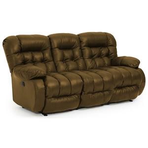 Power Space Saver Reclining Sofa