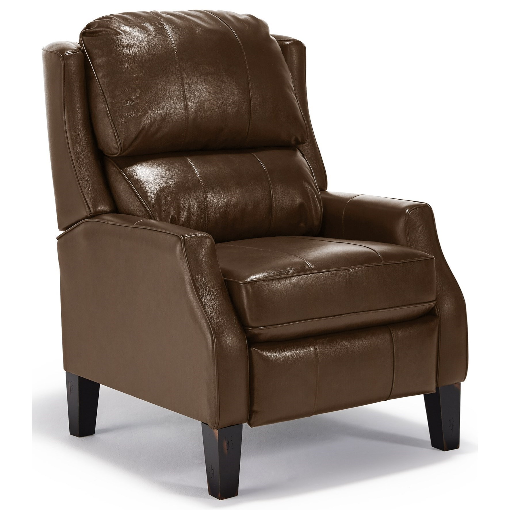 Recliners - Pushback Pauley Pushback Recliner by Best Home Furnishings at Best Home Furnishings