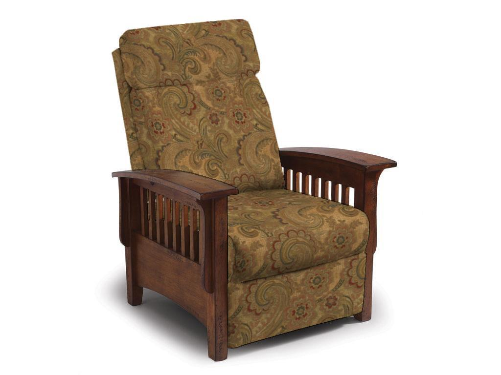 Tuscan Pushback Recliners