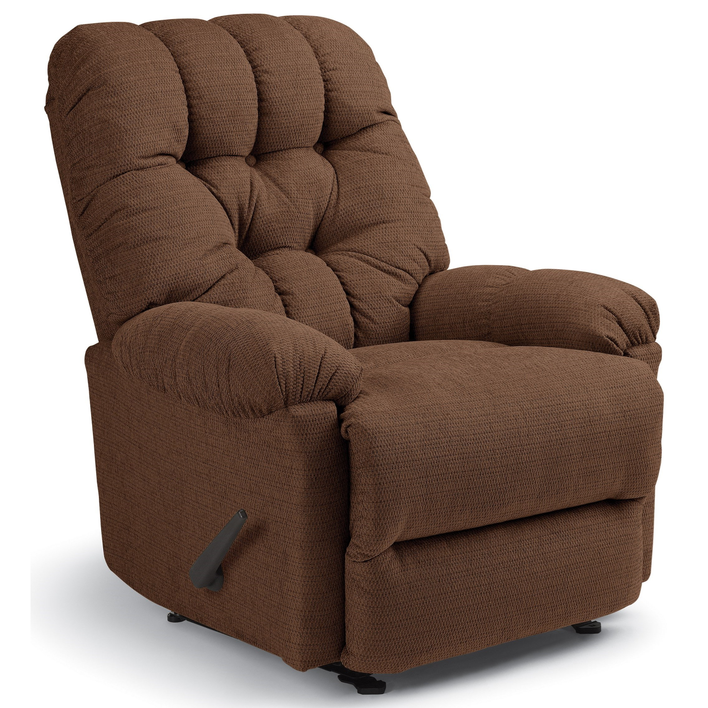 Raider Raider Rocker Recliner by Best Home Furnishings at Baer's Furniture