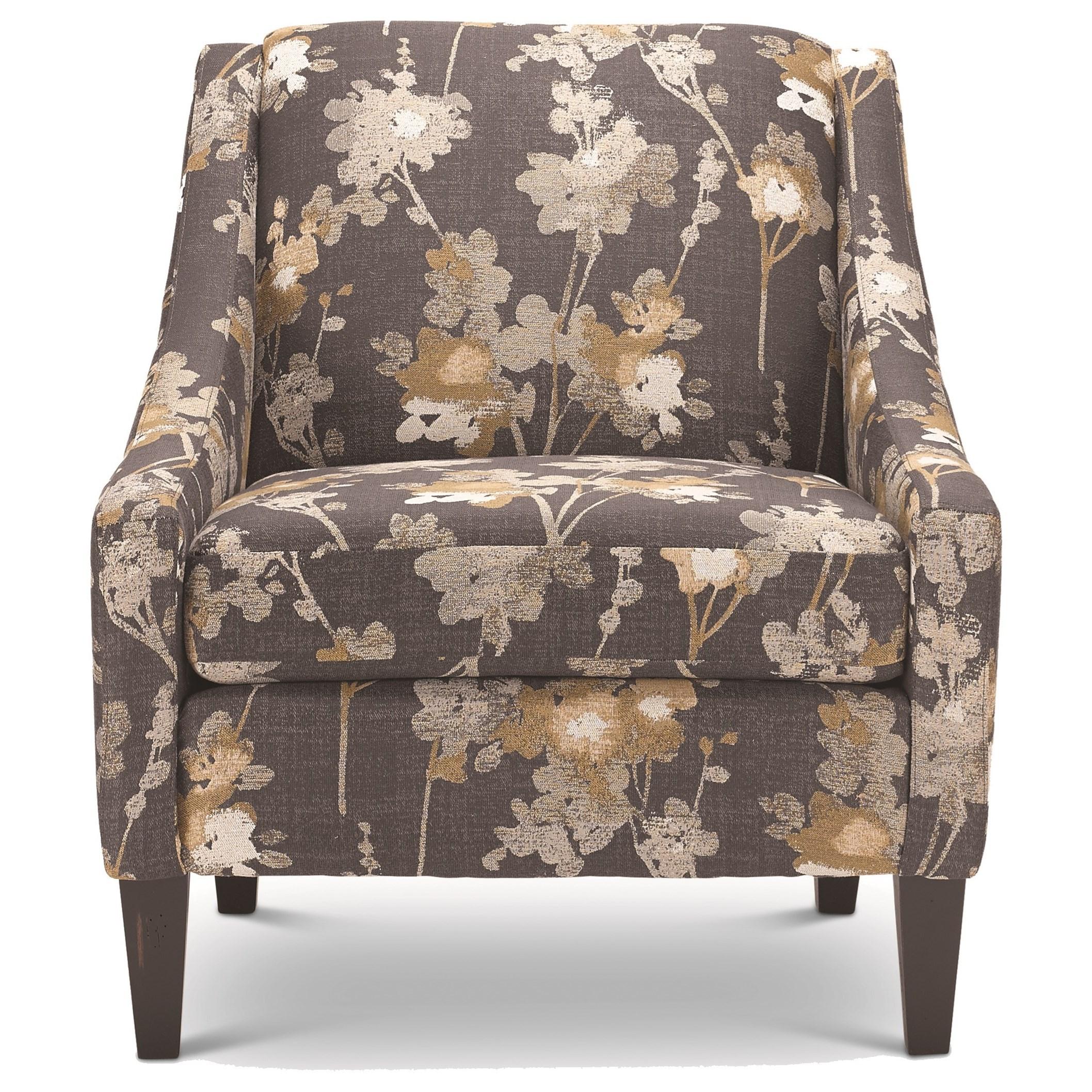 Regan Club Chair by Best Home Furnishings at Walker's Furniture