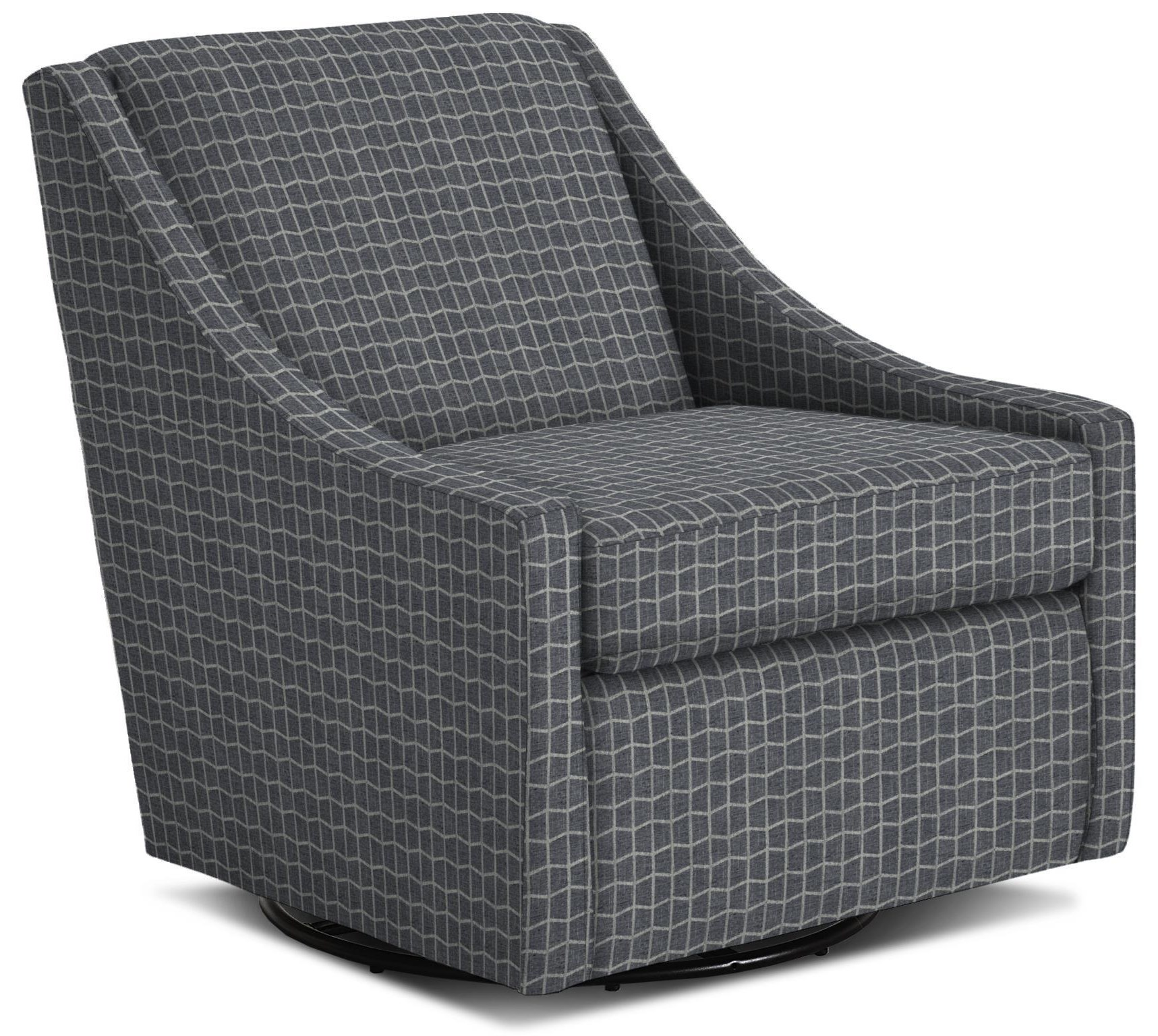 Brooke Swivel Gliding Chair by Best Home Furnishings at Crowley Furniture & Mattress