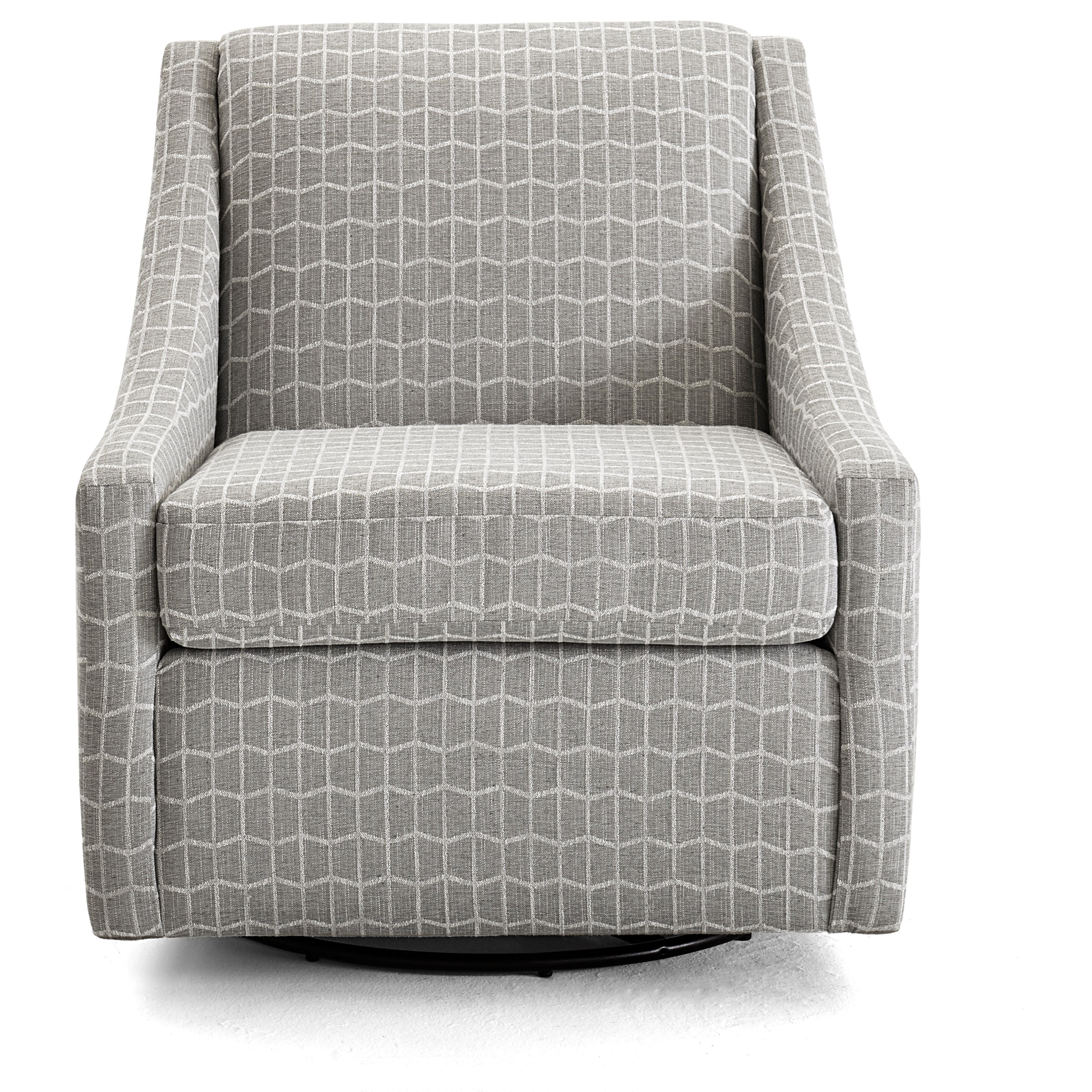 Regan Swivel Glider Chair by Best Home Furnishings at Baer's Furniture
