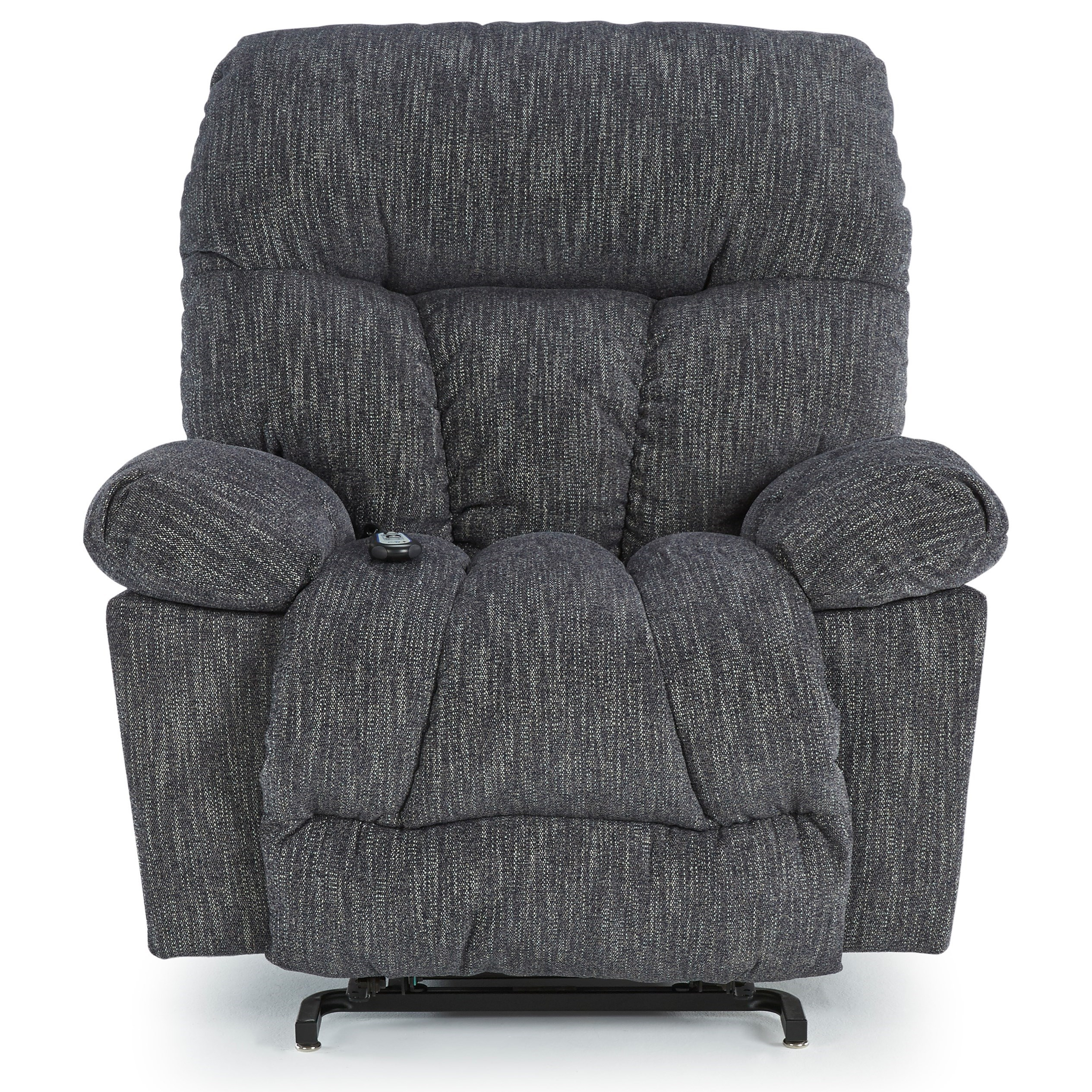 Retreat Power Swivel Glide Recliner by Best Home Furnishings at Bullard Furniture