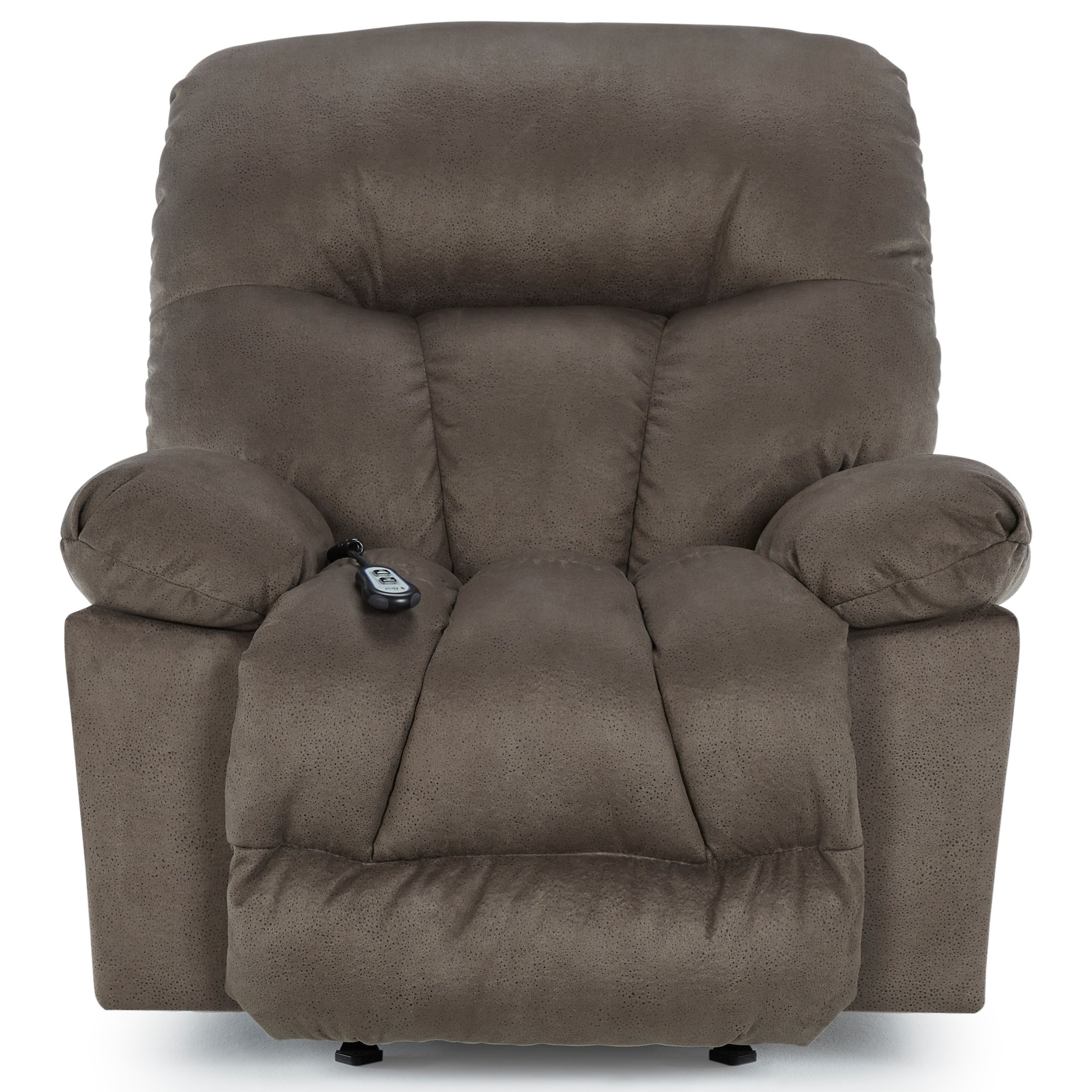 Retreat Rocker Recliner by Best Home Furnishings at Gill Brothers Furniture