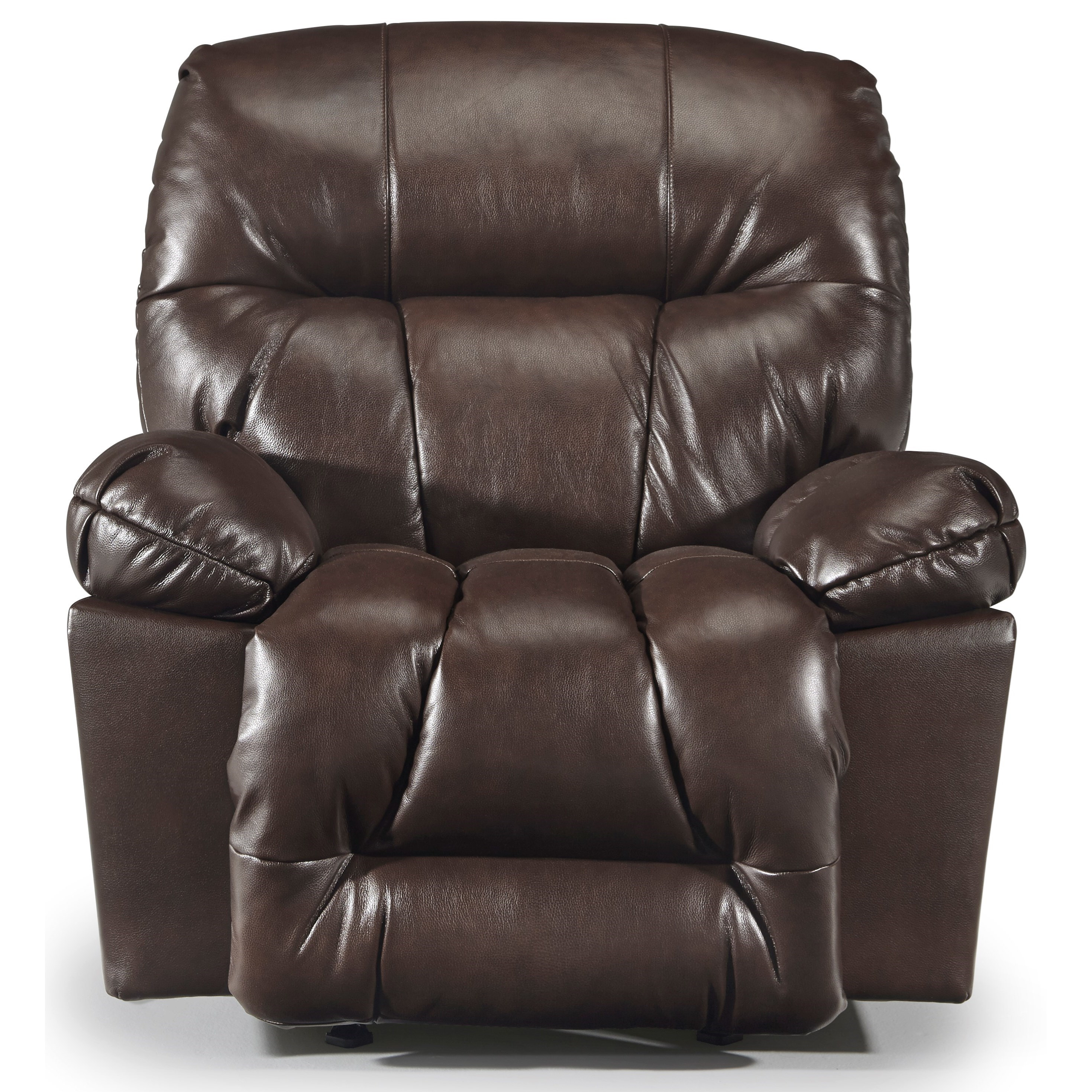 Retreat Swivel Glide Recliner by Best Home Furnishings at Baer's Furniture