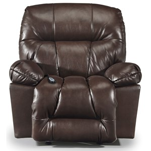 Casual Power Space Saver Recliner