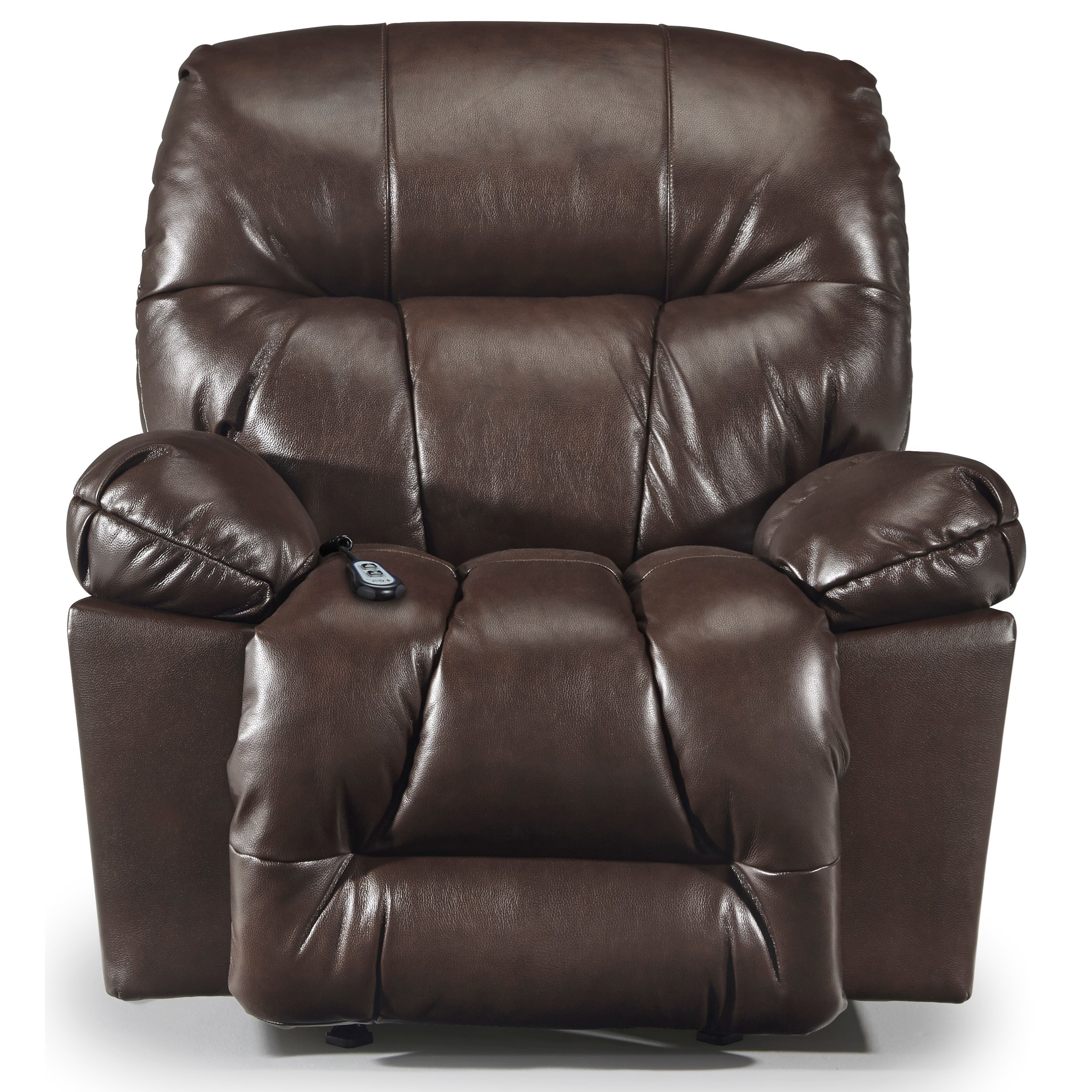 Retreat Power Swivel Glide Recliner by Best Home Furnishings at Baer's Furniture