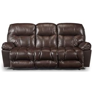 Power Reclining Space Saver Sofa