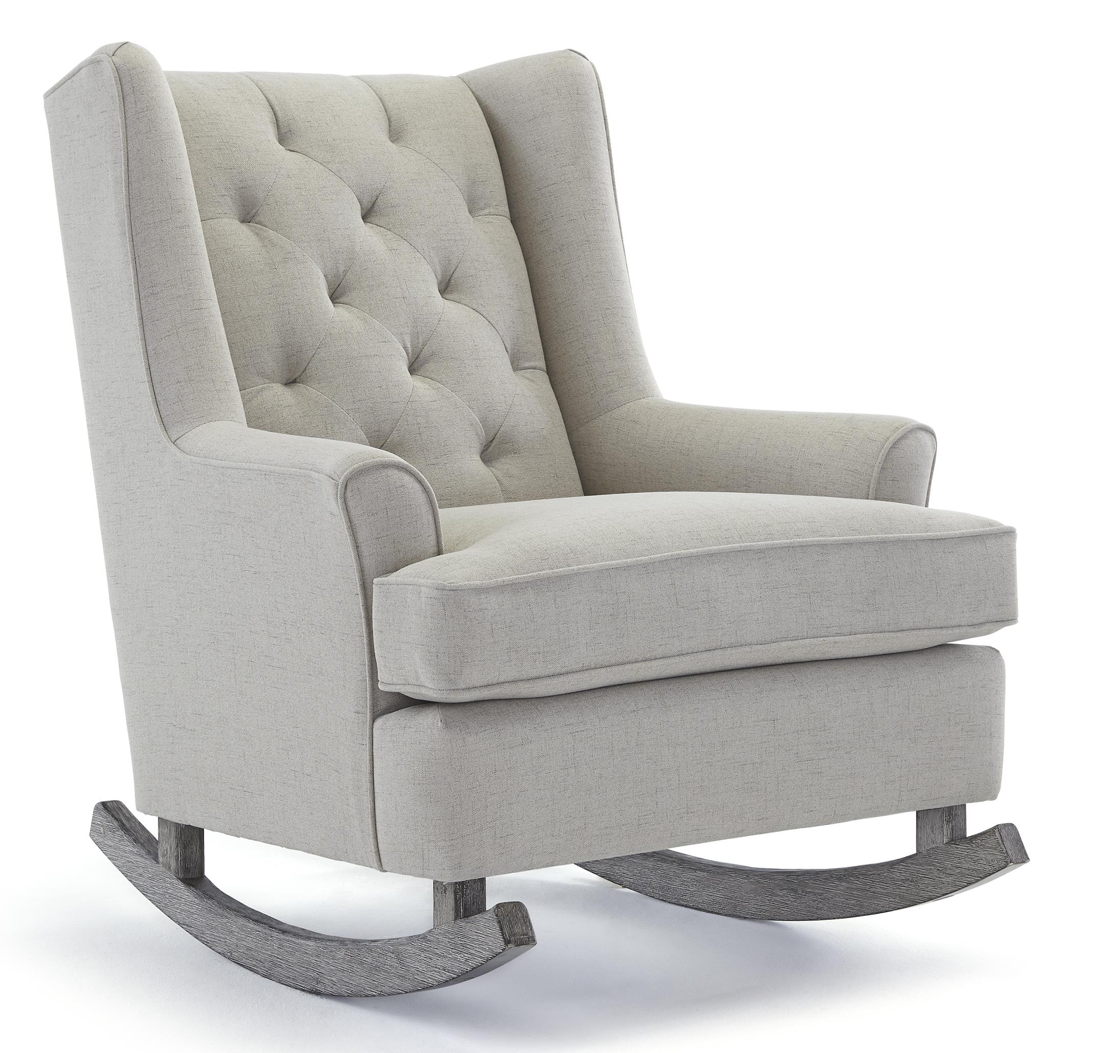 Runner Rockers Paisley Rocking Chair by Best Home Furnishings at Lapeer Furniture & Mattress Center