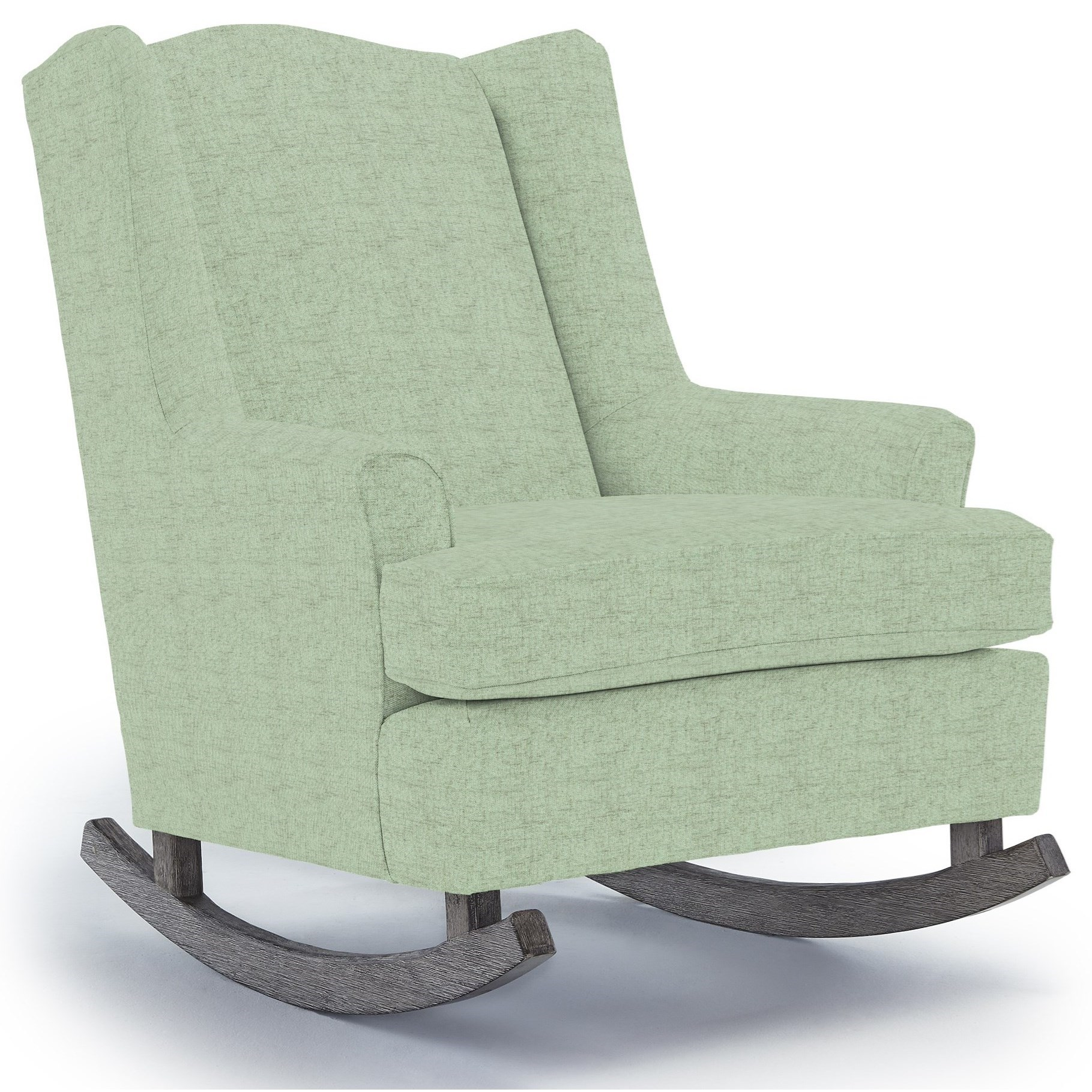 Runner Rockers Willow Rocking Chair by Best Home Furnishings at Lucas Furniture & Mattress