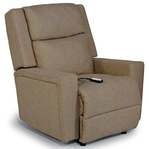 Power Rocker Recliner with Power Headrest & Lumbar