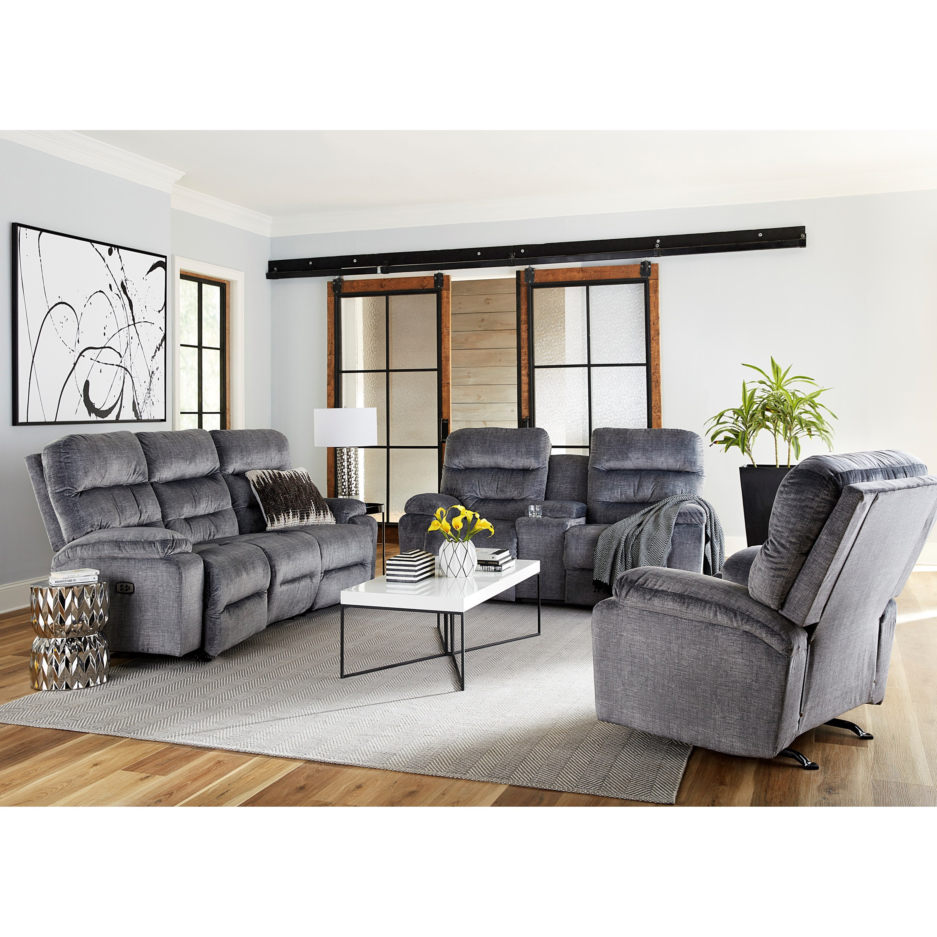 Ryson Reclining Living Room Group  by Best Home Furnishings at Best Home Furnishings